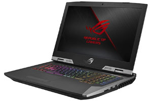 Asus ROG GL703GM BIOS Update Windows 10