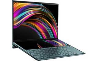 Asus Zenbook Pro Duo UX481FA BIOS Update, Setup for Windows 10 & User Guide Download