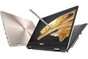 Asus ZenBook Flip 14 UX461FA Drivers, Software for Windows 10 & User Manual Download