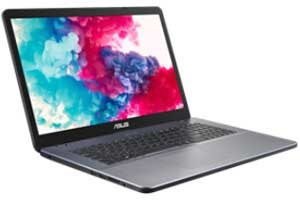 Asus VivoBook 17 X705QR BIOS Update, Setup for Windows 10 & User Guide Download