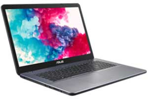 Asus VivoBook 17 X705NA BIOS Update, Setup for Windows 10 & User Guide Download